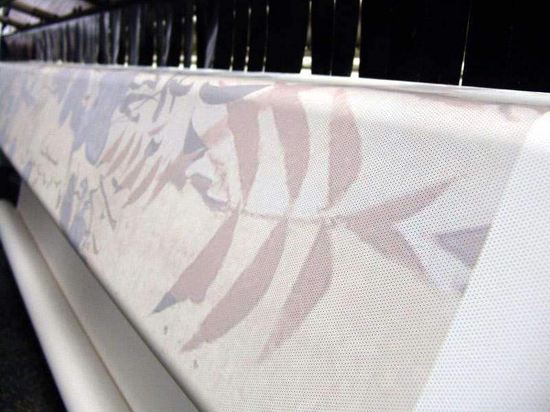 Bedruckte Decken von Axelor